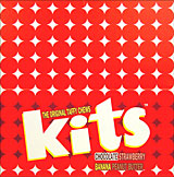 Kits Assorted Taffy 100ct Box
