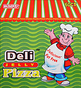 Alberts Deli Jelly Pizza 60ct.