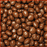 Chocolate Covered Raisins 1lb.