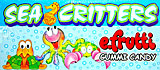 E.Frutti Gummi Candy Sea Critters 60 ct.