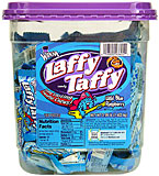 Laffy Taffy Wild Blue Raspberry 145 ct