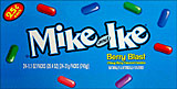 Mike and Ike Berry Blast 24 - 0.9oz Packs