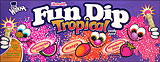 Wonka Fun Dips Tropical 24 - 1.5oz Packs