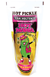 VAN HOLTENS  HOT MAMA POUCH PICKLE - 12 PICKLES