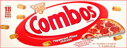 Combos Pepperoni Pizza 18CT Box