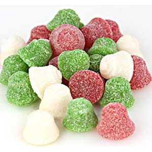 Christmas Jelly Bells 1 lb.