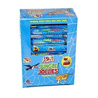 Alberts Jungle Jollies Blue Raspberry 48ct.