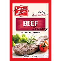 Amazing Taste Beef Seasoning 1oz