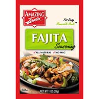Amazing Taste Fajita Seasoning 1oz