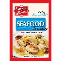 Amazing Taste Seafood Seasoning 1oz