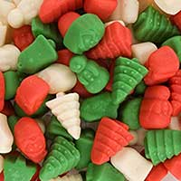 Christmas Mello Creme Mix 1 lb.