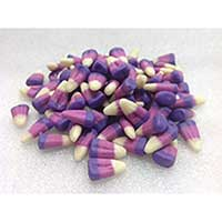 Grape Soda Candy Corn 1 Lb Bag