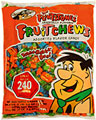 ALBERTS FLINTSTONE FRUIT CHEWS 240CT BAG