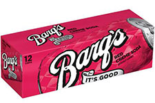 Barqs Red Creme Soda 12oz 12pk Cans