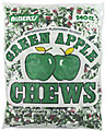 ALBERTS GREEN APPLE CHEWS 240CT BAG