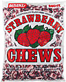 Alberts  Strawberry Chews 240ct Bag
