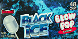 Charms Blow Pop Black Ice Blackberry 48CT