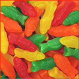Assorted JuJu Fish 1lbs