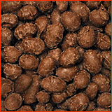 Milk Chocolate Covered Double Dipped Peanuts 1 lb.