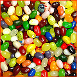 Jelly Belly Brand Assorted Jelly Beans 1 lb.