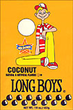 Atkinsons Coconut Long Boys 48ct