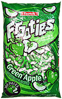 TOOTSIE FROOTIES GREEN APPLE 360CT BAG