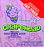 Grapehead 24 0.8oz packages