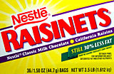 Raisinets 36CT Box