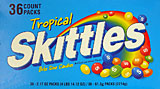 Skittles Tropical 36CT Box