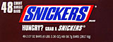 Snickers 48CT Box