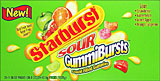 Starburst Sour Gummi Bursts 24 1.5 ounce package