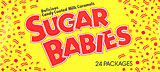 Sugar Babies Milk Caramels 24CT Box
