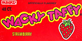 Alberts Wacky Taffy Strawberry 48ct.