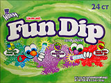 Wonka Fun Dips 24 1.5oz Packs