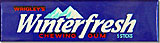 Wrigleys Winterfresh Gum 40ct Box