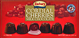 Zachary Milk Chocolate Cordial Cherries 6oz.