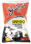 Grippo BBQ 2.75oz Bags 24ct
