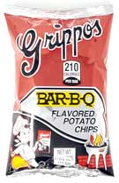 Grippo BBQ 1.5oz Bags 24ct
