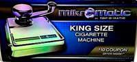 Mikromatic King Size Cigarette Tube Injector Machine by Top O Matic