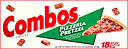 Combos Pizzeria Pretzel 18CT Box