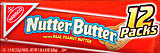 Nabisco Nutter Butter 12CT