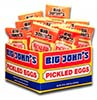 Big John's Individually Wrapped Pickled Red Eggs 12ct