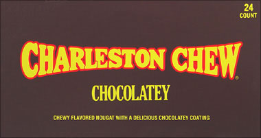 Charleston Chew Chocolate 24CT Box