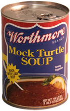 Worthmore Mock Turtle Soup 10 Ounce Can